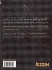 Verso de Last Hero Inuyashiki -4- Vol. 4