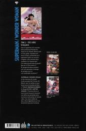 Verso de Superman/Wonder Woman -2- Très chère vengeance