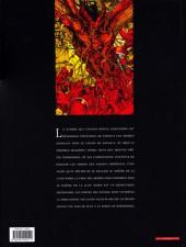 Verso de Chroniques de la Lune Noire -5b06- La danse écarlate
