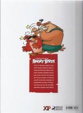 Verso de Angry Birds (Les Nouvelles Aventures des) -1- Un nouveau départ