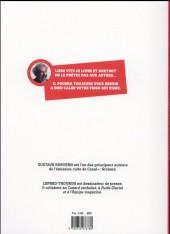 Verso de (AUT) Lefred-Thouron - Devenir riche sans effort avec la célèbre méthode du Professeur Kervern