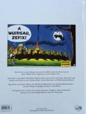 Verso de Astérix (en langues étrangères) -Munch- Le combat des chefs / Astérix et le chaudron