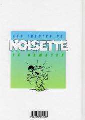 Verso de Noisette le hamster -4- Etait-ce bien nécessaire?