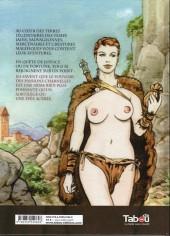 Verso de Orgies barbares - Tome 1a