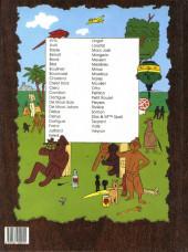 Verso de Tintin - Divers - Fétiches