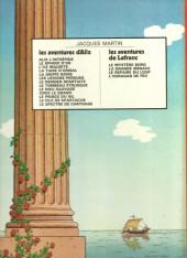 Verso de Alix -2b1978- Le Sphinx d'or