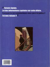 Verso de Fred et Léa (Une aventure de) - Micmac à Anvers