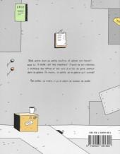 Verso de Le facteur de l'espace