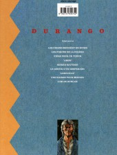 Verso de Durango -5c1998- Sierra sauvage