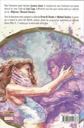 Verso de Alias (Panini Comics) -INT2- Pourpre