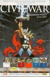 Verso de Wolverine (Marvel France 1re série) (1997) -161A- Vengeance