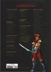 Verso de Lanfeust et les mondes de Troy - La collection (Hachette) -22- Lanfeust Odyssey - Le delta bilieux