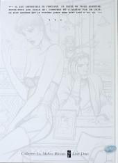 Verso de Nikopol -2TL- La Femme Piège