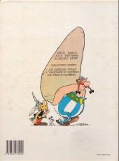 Verso de Astérix -26a1987- L'odyssée d'Astérix