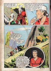 Verso de Les héros de l'aventure (Classiques de l'aventure, Puis) -7- Le Fantôme : drame à l'aube
