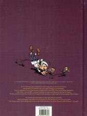 Verso de Les petits hommes -INT01a- Intégrale 1967-1970