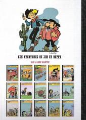 Verso de Jim L'astucieux (Les aventures de) - Jim Aydumien -11- Little pig et les 7 nains