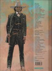 Verso de Blueberry -26a05- Geronimo l'apache