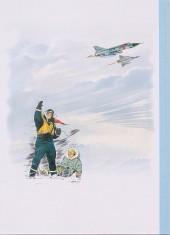 Verso de Tanguy et Laverdure -3TL- Danger dans le Ciel
