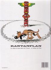 Verso de Rantanplan -1a96- La mascotte