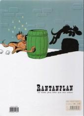 Verso de Rantanplan -5b09- Bêtisier 1