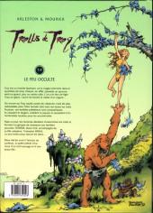Verso de Trolls de Troy -4a2000- Le Feu occulte