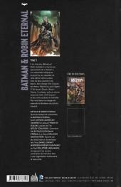 Verso de Batman & Robin Eternal -1- Tome 1