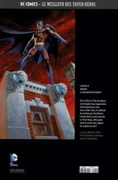 Verso de DC Comics - Le Meilleur des Super-Héros -21- Batman - La naissance du démon