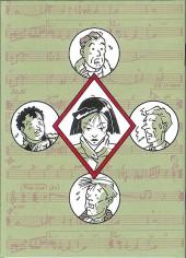 Verso de Percelot (Les aventures de) -2a- Viva la musica