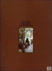Verso de Le moine fou - Tome 1a84