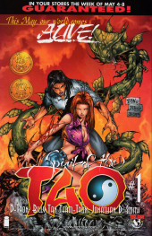 Verso de Tales of the Darkness (1998) -1- Tales of the Darkness #1