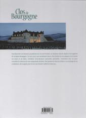 Verso de Clos de Bourgogne -1- Le monopole