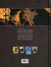 Verso de L'héritage du Diable -4- L'apocalypse