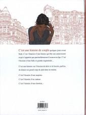 Verso de L'Érection -1- Livre 1
