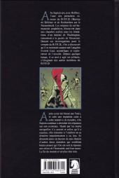 Verso de Abe Sapien -5- Lieux sacrés