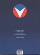 Verso de Michel Vaillant - Nouvelle saison -5- Renaissance
