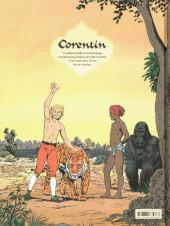Verso de Corentin (Cuvelier) -8- Les Trois perles de Sa-Skya