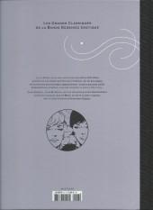 Verso de Les grands Classiques de la Bande Dessinée érotique - La Collection -612- Liz et Beth - Tome 1