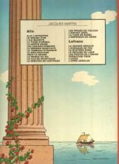 Verso de Alix -8a1983- Le tombeau étrusque