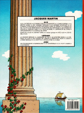 Verso de Alix -15b1989- L'enfant grec