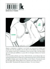 Verso de Anguilles démoniaques -2- Tome 2