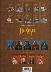 Verso de Le décalogue -6a2012- L'Échange
