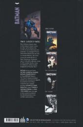 Verso de Batman (DC Renaissance) -8- La Relève - 1re partie