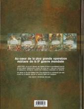 Verso de Opération Overlord -5- La pointe du Hoc