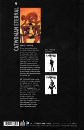 Verso de Catwoman Eternal -2- Héritage