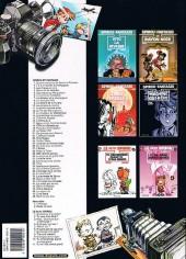 Verso de Spirou et Fantasio -19a2003- Panade à champignac