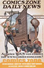 Verso de Secret Wars : Marvel Zombies -5- Une alliance contre nature