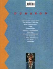 Verso de Durango -12a1998- L'héritière
