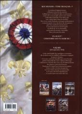 Verso de Champs d'honneur -1- Valmy