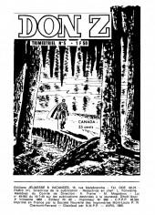 Verso de Archie (Le merveilleux robot) -5- Explorateur